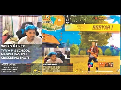 GSK VERIFIED REACTION MY GAME PLAY || FRIENDS GAMER || GARENA FREE FIRE