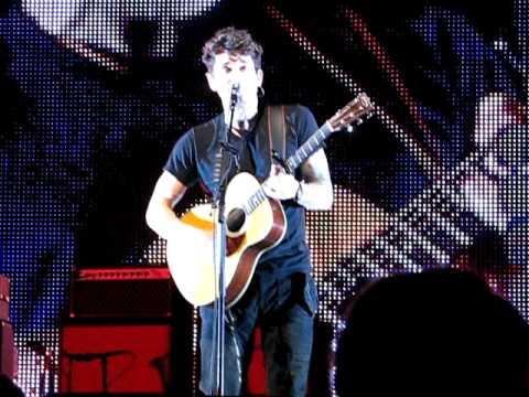 John Mayer  I'm on Fire - 3x5  Columbus, OH