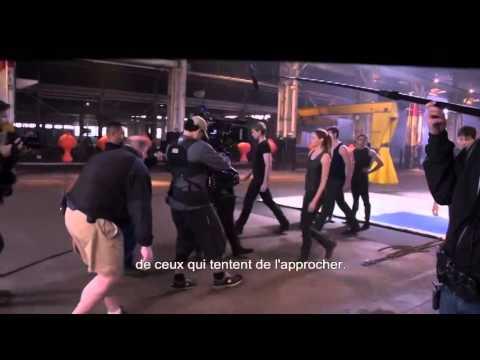 Divergente (2014)  French - Interview des acteurs !