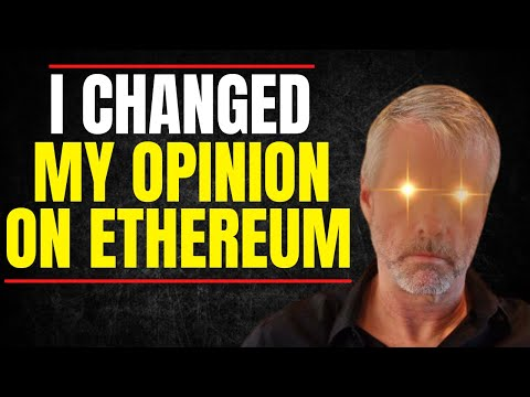 Michael Saylor New Ethereum Position | Bitcoin Will Always Be BETTER THEN Ethereum