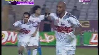Zamalek SC (3-2) El-Ismaily {The Egyptian Clásico} 2010/2011