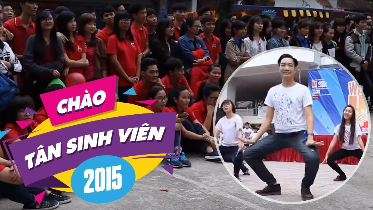 [Vietnam+] WAKE UP – Chào Tân sinh viên Đại học Kiến Trúc Hà Nội 2015
