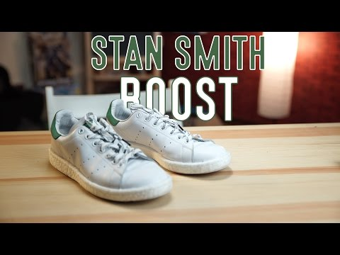 Adidas Stan Smith Boost Review & On Feet + Giveaway!