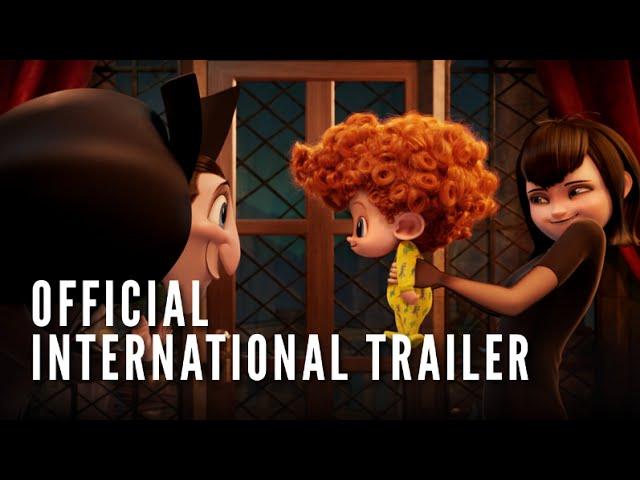 Hotel Transylvania 2 - International Trailer (Official)