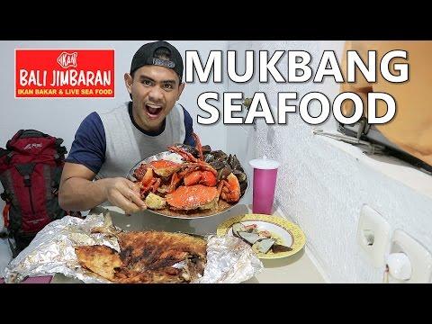 MUKBANG   Makan 3,5 Kg Lebih Seafood Dari Ikan Bali Jimbaran