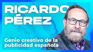 🎤 Entrevista a Ricardo Pérez: Historia de la creatividad publicitaria