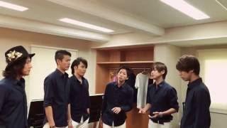 Permanent Fishが歌う青森県立弘前実業高等学校校歌 練習風景