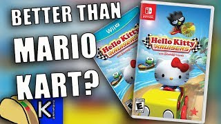 Hello Kitty Kruisers Nintendo Switch Review