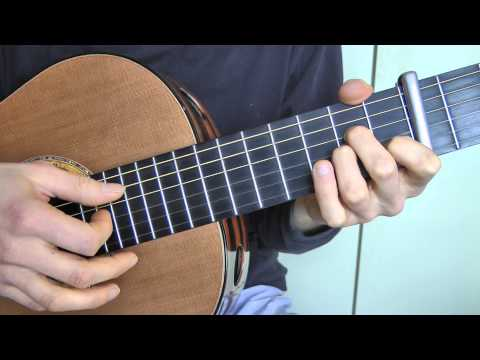 Tuto guitare - RAMMSTEIN : Ohne Dich (1/2) Démo + Grille + Intro
