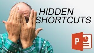 7 PowerPoint Shortcuts (Hidden In Plain Sight)
