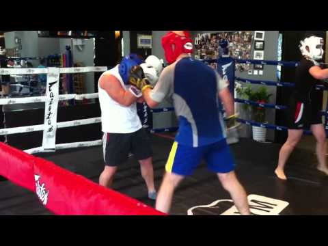 WHS - White Collar Boxing Beijing Friday October 5th