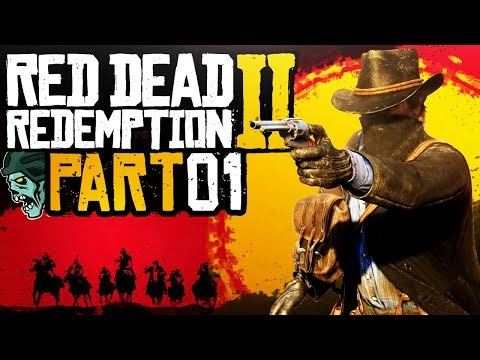 """Red Dead Redemption 2 - Part 1 """"CHAPTER I COLTER"""" (Gameplay/Walkthrough)"""