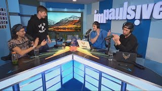 MrBeast Almost Fights Logan Paul on the Impaulsive Podcast - Out of Context