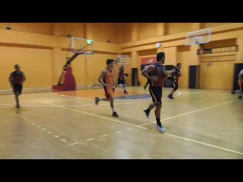 3Η SL - ΑΠ ΑΤΛΑΣ - ATHENS BULLS VS HIGH POST 60-53