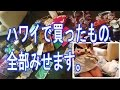 2015ハワイ・オアフ島子連れ家族旅行26・お土産購入品紹介HAWAII Shopping haul