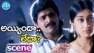 Ayyindha Ledha Movie - Ali, Sangeetha Nice Scene