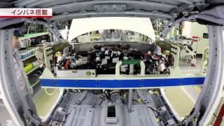 MIRAI生産のトリム工程をご紹介します。 詳しくはこちら:http://newsro...