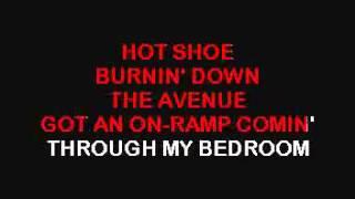 Van Halen Panama Karaoke Version