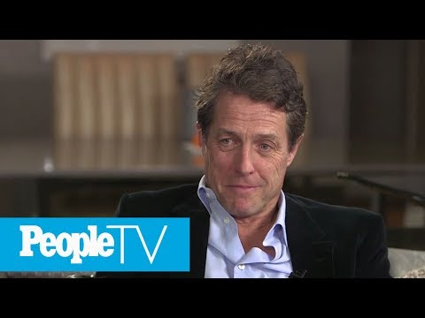 Hugh Grant Calls One Co-Star Not Remotely Sane & Which Co-Star Wants To Kill Him | PeopleTV