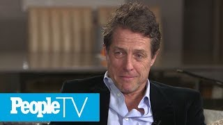 Hugh Grant Calls One Co-Star 'Not Remotely Sane' & Which Co-Star Wants To 'Kill' Him | PeopleTV