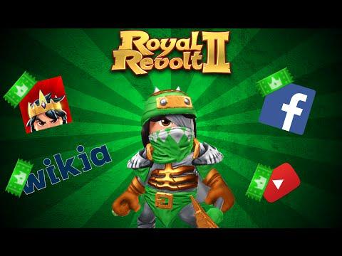 Royal Revolt 2 - Best Way To Get Voucher-Friends!
