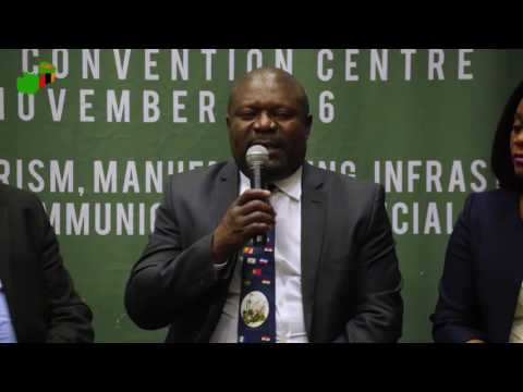 Zambia Business Forum 2016 - Panel Discussion Nr.1