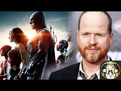 How Much Will Joss Whedon Change Justice League?