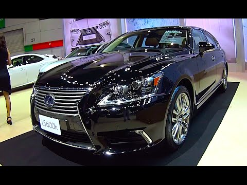 new lexus ls 600h 2015 2016 video review youtube. Black Bedroom Furniture Sets. Home Design Ideas