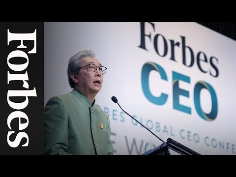 2019 Forbes Global CEO Conference