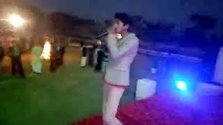 perfoming live at punjab college (Chahun m ya na) RAH