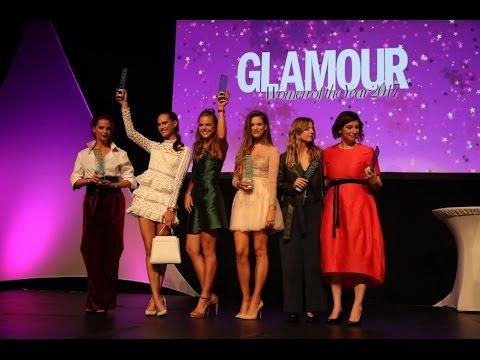 Glamour gála 2017