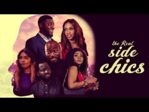 THE REAL SIDE CHIC - Latest 2017 Nigerian Nollywood Drama Movie (20 min preview)