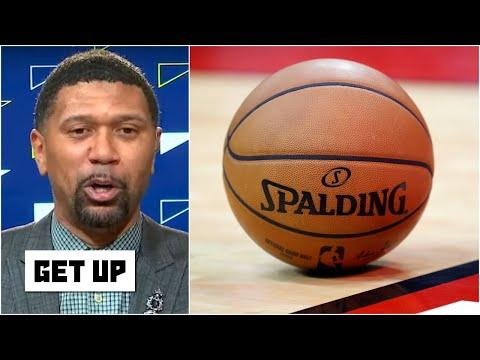 Jalen Rose: The NBA has a chance to reset its calendar | Get Up