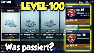 LEVEL 100 in FORTNITE ! - What happens ? - Season 2 lvl. 100 Fortnite secret reward?