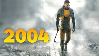 World of Warcraft, Nintendo DS, and Half-Life 2 Made 2004 Awesome For Geeks - History of Awesome