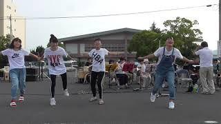 高瀬中学校吹奏楽部OB2018高瀬夏祭り演奏会