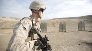 U.S. Marines Maintain Combat Readiness in Iraq