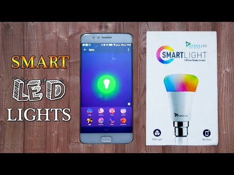 Relax your mind with Smart LED Lights   SaveDelete