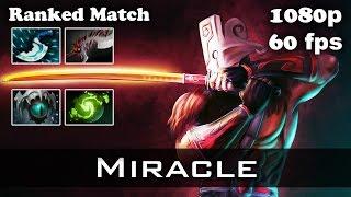 Miracle Super Carry Juggernaut Dota 2