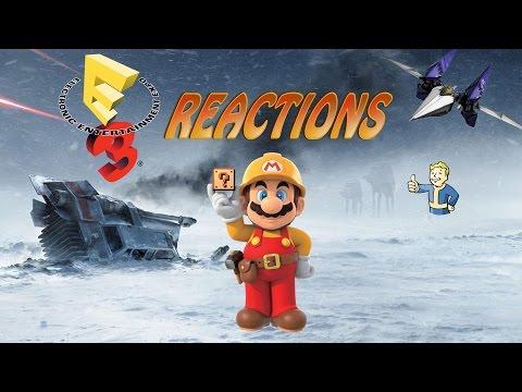 The Hidden Levels: E3 2015 Reactions