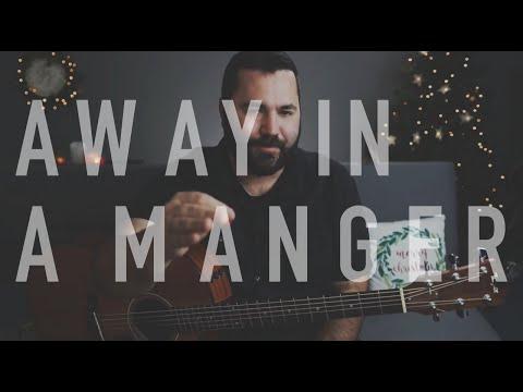 Away In A Manger Live Guitar Tutorial