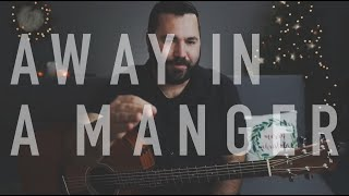 Away In A Manger (Live Christmas Guitar Tutorial)