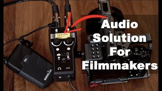 AWESOME Audio Solution for Filmmakers - Saramonic SmartRig Plus | Momentum Productions