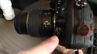 Nikon D7200 Video Frame Rate and AutoFocus Tutorial