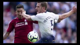 لحظة إصابة فيرمينو الخطيرة مع توتنهام 2-1