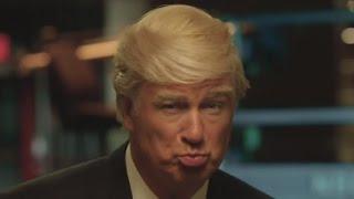 Alec Baldwin Playing Trump on SNL