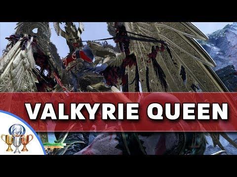 God of War - Valkyrie Queen - Chooser of the Slain Trophy