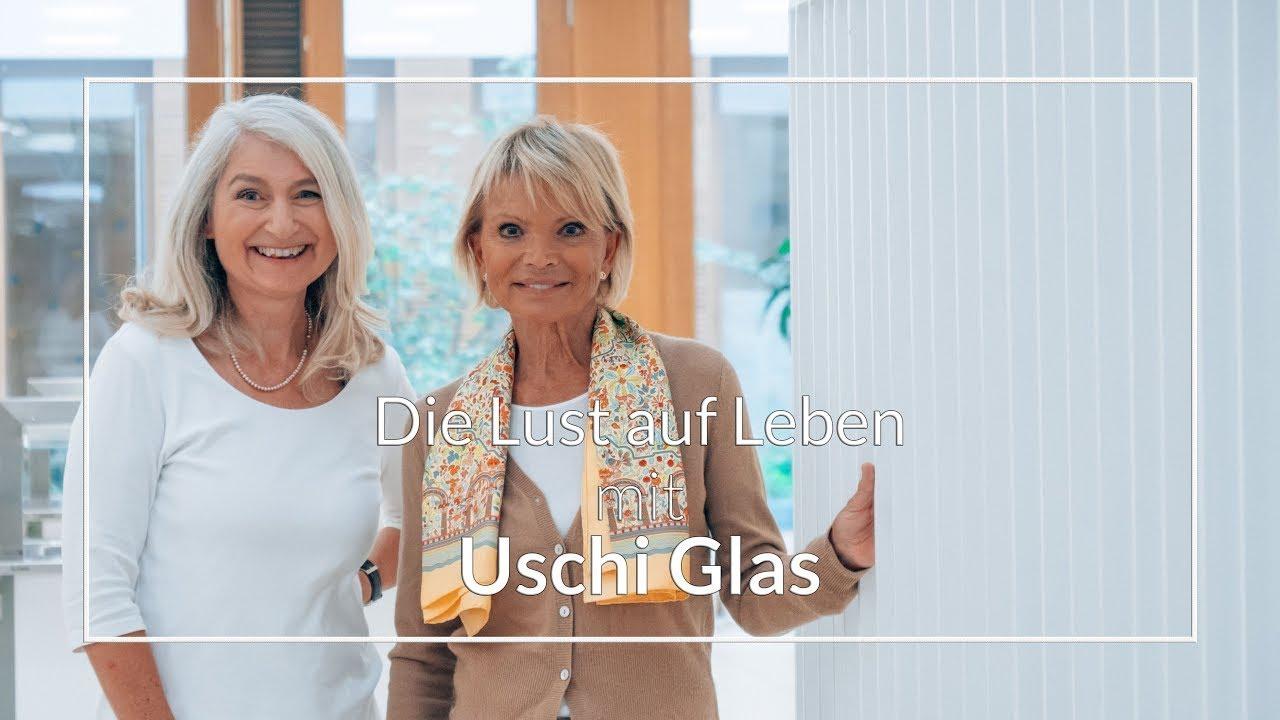 Die Lust am Leben | Uschi Glas