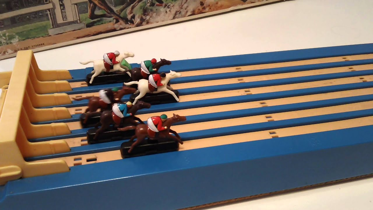 Derby Day Horse Racing Game