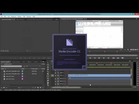 Usando Premiere Pro CC e Encore CS6 para Blu-ray, DVD e vídeo interativo para iPad, ATV e Mobile HD